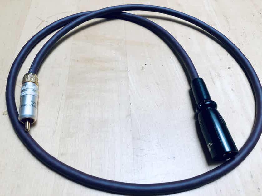 DH Labs D-110 XLR-to-RCA 1.0M