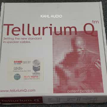 Tellurium Q Ultra Black