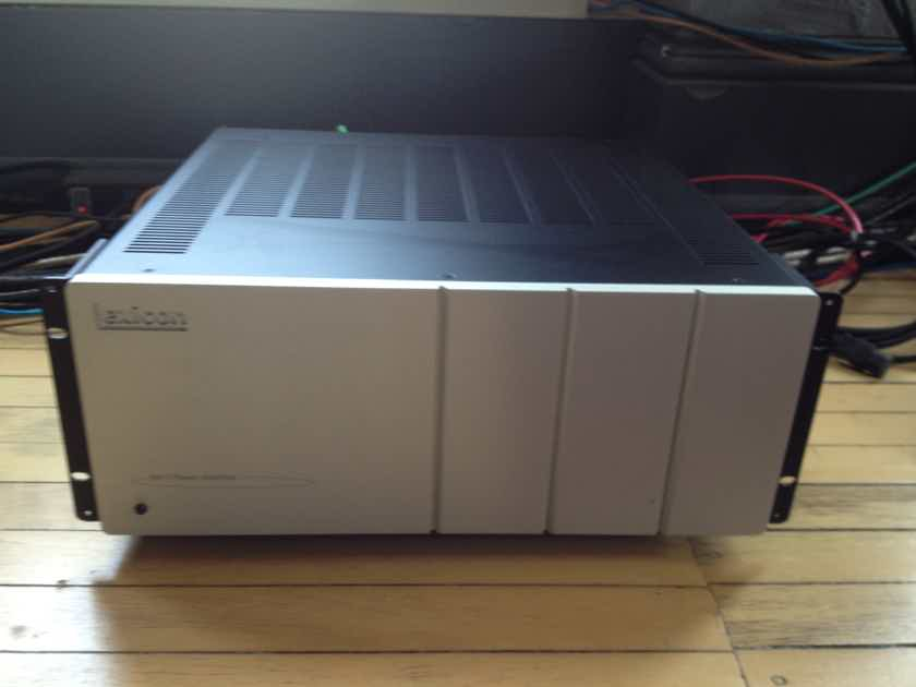 Lexicon RX-7 7 channel amplifier