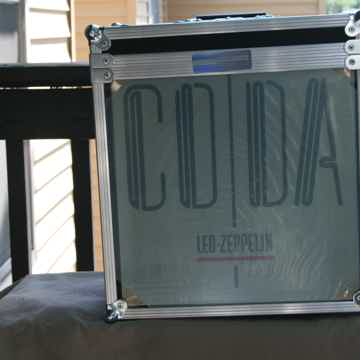 Led Zeppelin Road Case