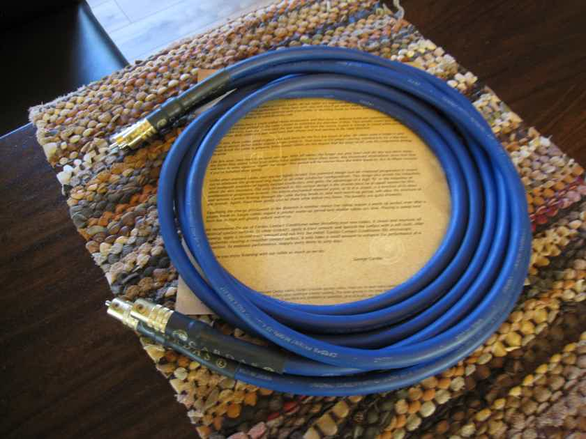 Cardas Clear 2.0m RCA IC Cables