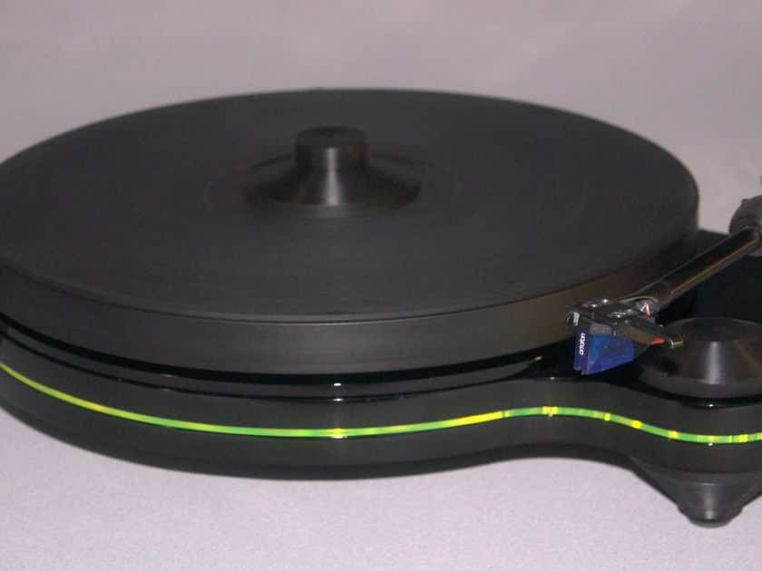 Oracle Audio Technologies Origine Turntable, Tone Arm & Dust Cover c/w Ortofon Cartridge - NEW
