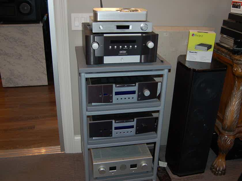 Balanced Audio Technologies VK-51SE Reference Preamplifier!
