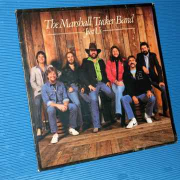 "THE MARSHALL TUCKER BAND ""Just Us"" -"