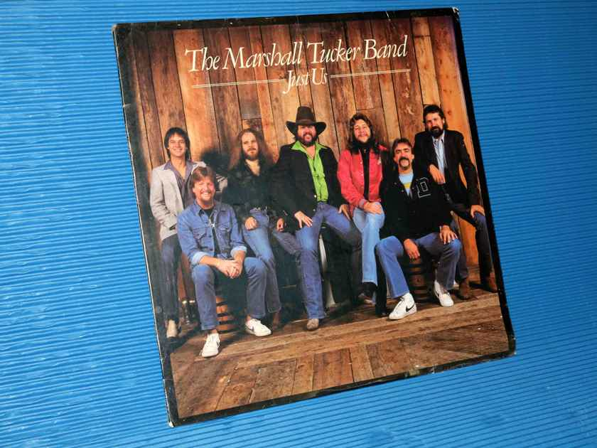 "THE MARSHALL TUCKER BAND - ""Just Us"" - Warner Brothers 1983 SEALED!"