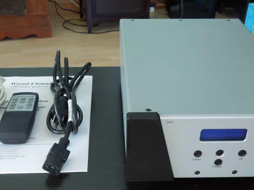 Wyred 4 Sound DAC-2 DSD DAC