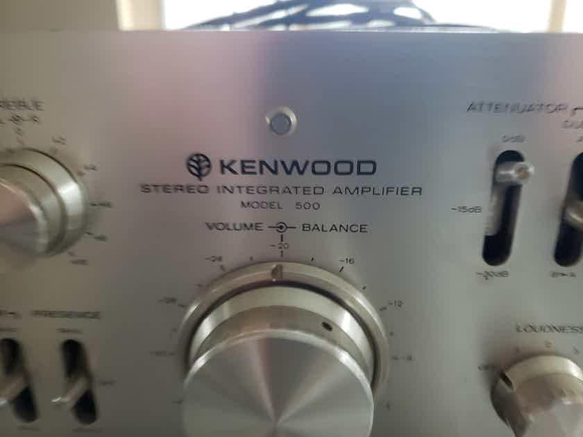 Kenwood Model 500 supreme series