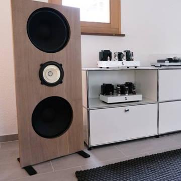 Finale Audio F40-II KT88 / 6550