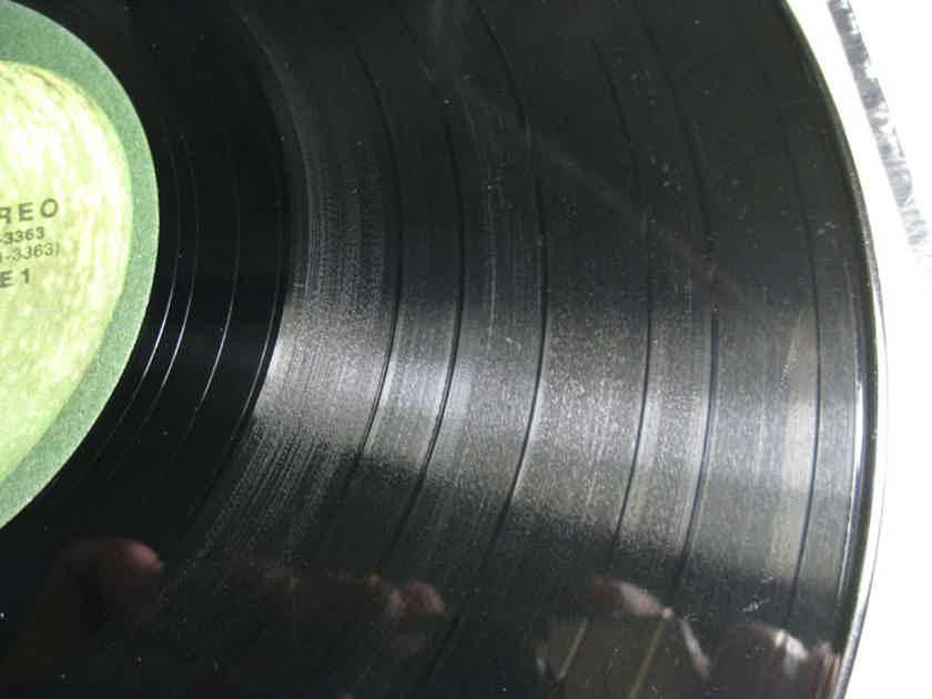 Paul McCartney - McCartney  -  1970 Winchester Pressing  Apple Records STAO-3363