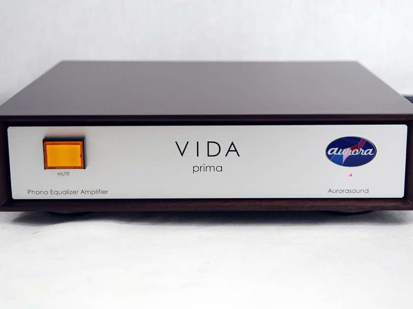 Aurorasound VIDA Prima Phono Stage Amplifier - BRAND NEW - just arrived
