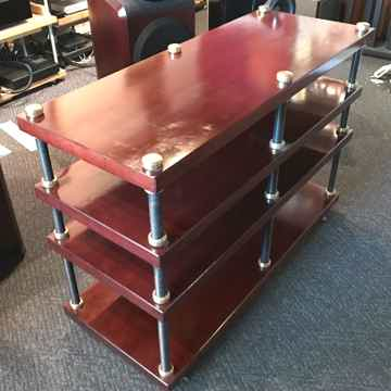 Mapleshade SAMSONG V.3 Red Maple Double wide 4 shelf stand