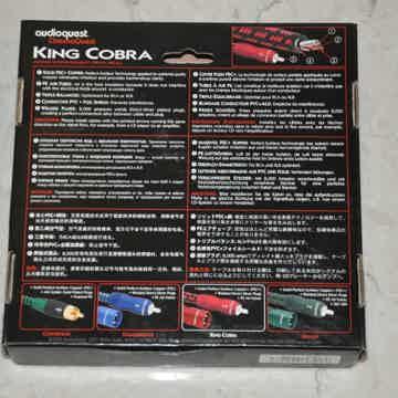 AudioQuest King Cobra