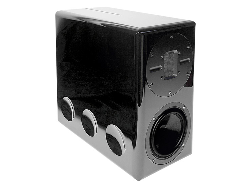 Roksan Darius Stand Mounted Speakers in Black