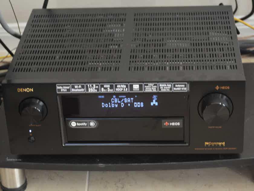DENON AVR-X6300H ULTRA HD RECEIVER