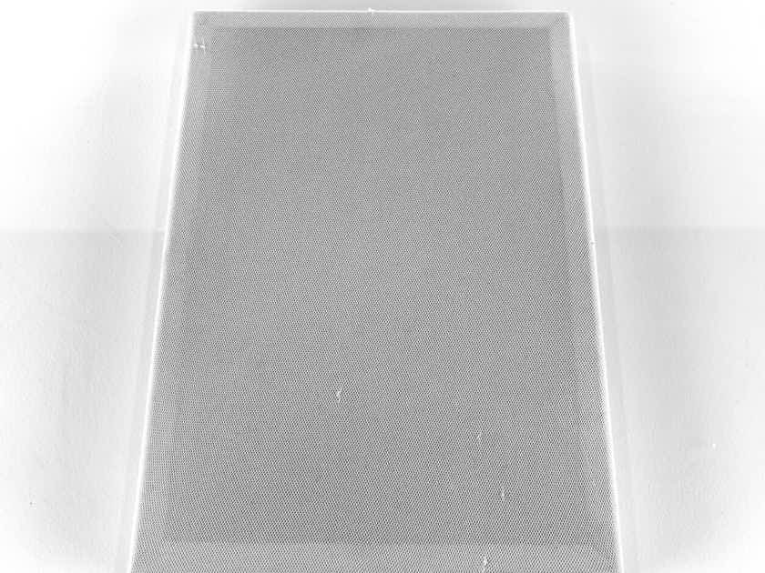 """Cathedral Audio Acoustic Sound Treatment Absorber Panel ; Light Grey; 11"""" x 16"""" (19706)"""
