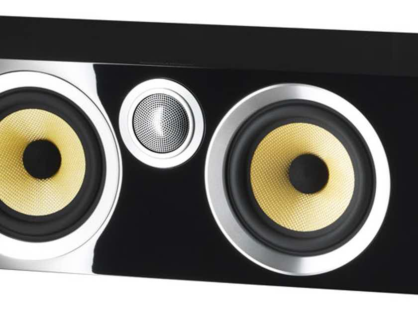 B&W (Bowers & Wilkins) CM Centre S2 -Gloss Black  **NIB**