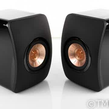 LS50 Bookshelf Speakers