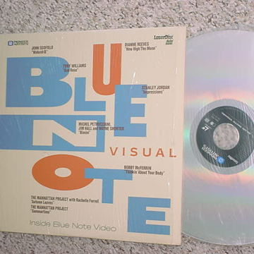 Blue Note visual Scofield Jordan Reeves