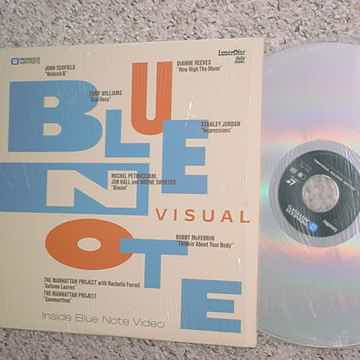 Blue Note visual Scofield Jordan Reeves