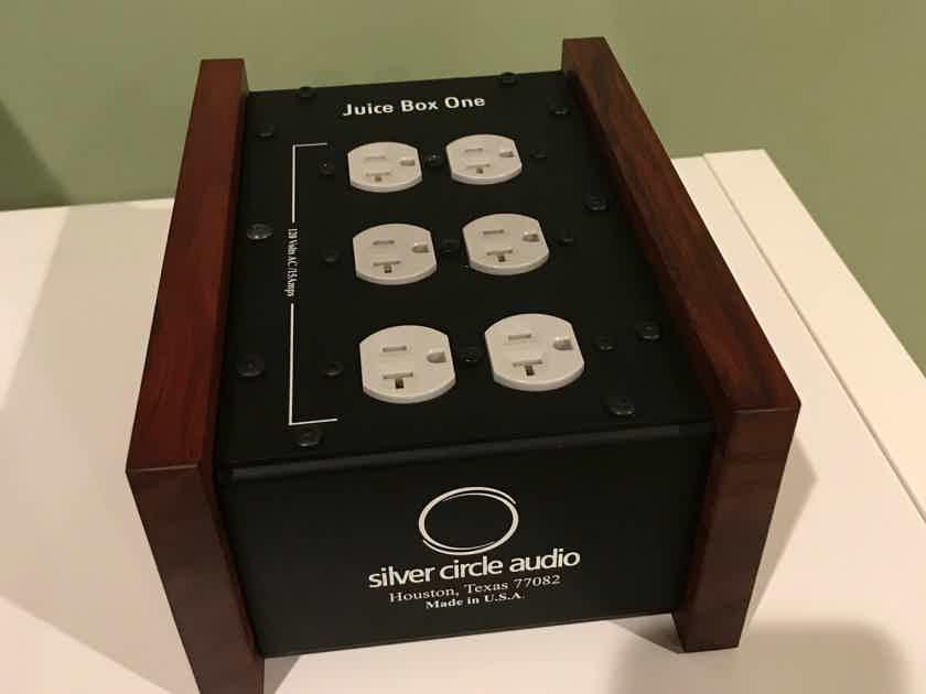 Silver Circle Audio Juice Box One