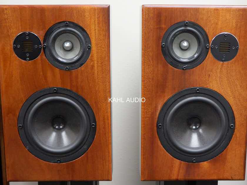 Bache Audio Sonata-001 monitor speakers. Lots of positive reviews. $2,750 MSRP
