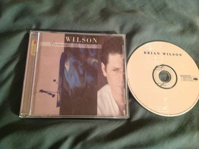 Brian Wilson  Brian Wilson  Sire Records With Bonus Tracks