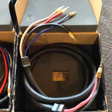 PS Audio XStream 3 m Speaker cables pr Bananas