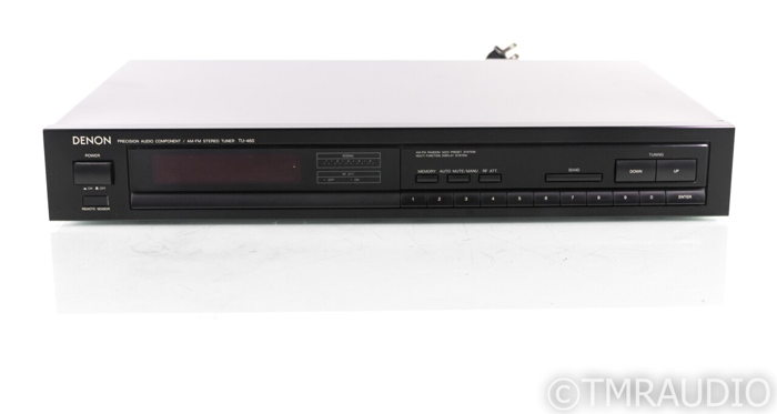TU-460 Digital AM / FM Tuner