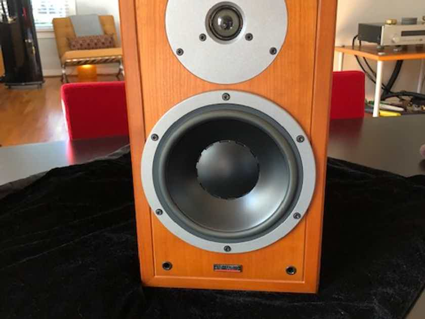 DYNAUDIO SPECIAL 25 Monitor Speakers! Gorgeous Sound. Luxurious Cherry Wood. EXCELLENT Price.