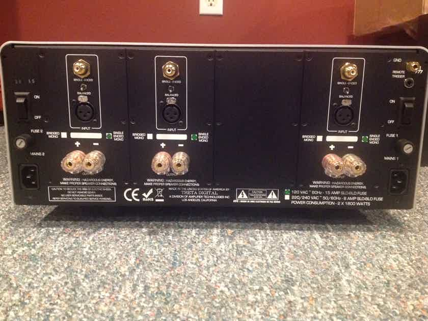 Theta Dreadnaught D three channel Mint customer trade-in