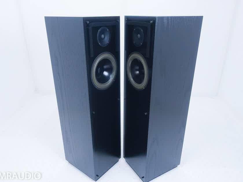 Snell Acoustics Type E-IV Floorstanding Speakers; Black Pair (15727)