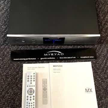 Myryad MXP-2000 Pre Amplifier as new factory boxed ...
