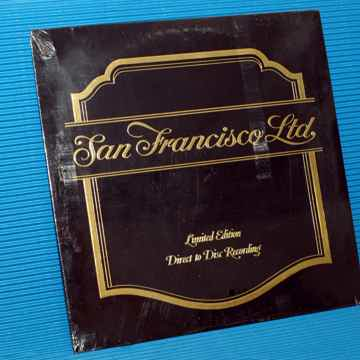 "SAN FRANCISCO, LTD  - ""S/T"" -   Crystal Clear 1976 Ltd ..."