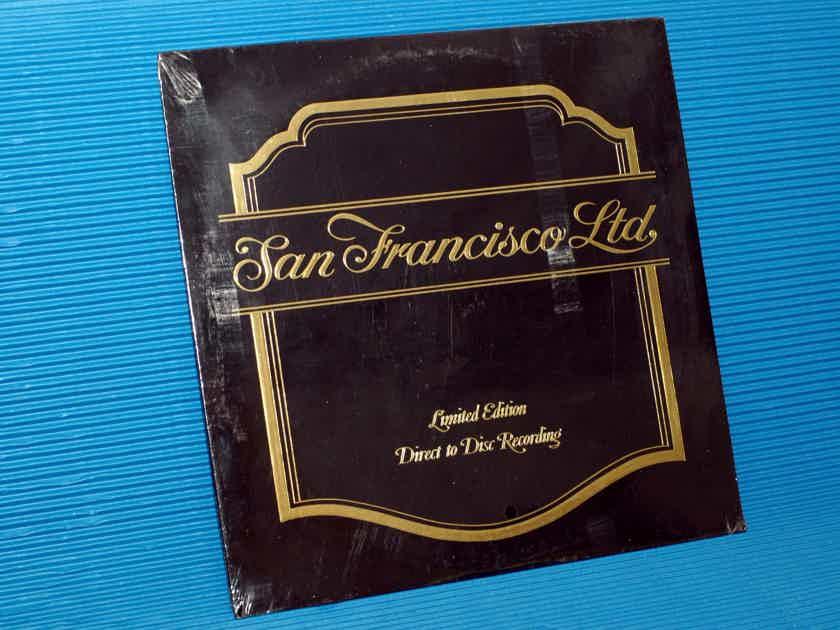 """SAN FRANCISCO, LTD  - """"S/T"""" -   Crystal Clear 1976 Ltd Ed D-D SEALED!"""