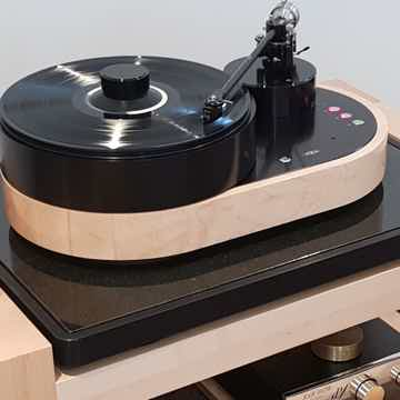 AMG  Viella V12 Turntable with 12JT (Turbo) Tonearm