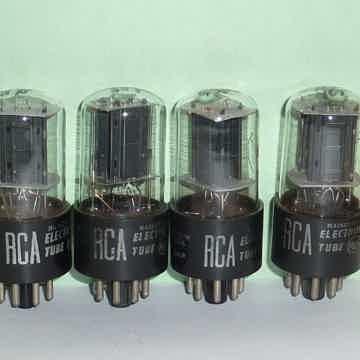 RCA 6SN7GTB ECC33 6SN7