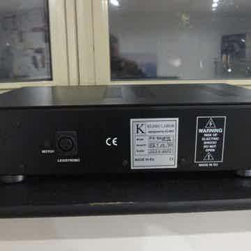 Klimo Labor Beorde turntable and Ikeda cartridge