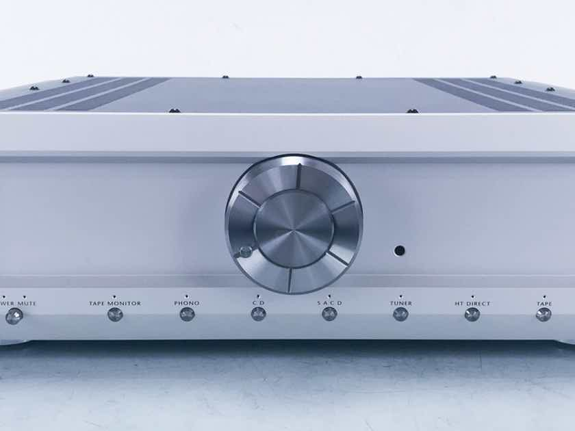Musical Fidelity A5 Stereo Integrated Amplifier Silver ...