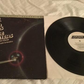 Zubin Mehta MFSL Japan Vinyl  Star Wars And Close Encounters Of The Third