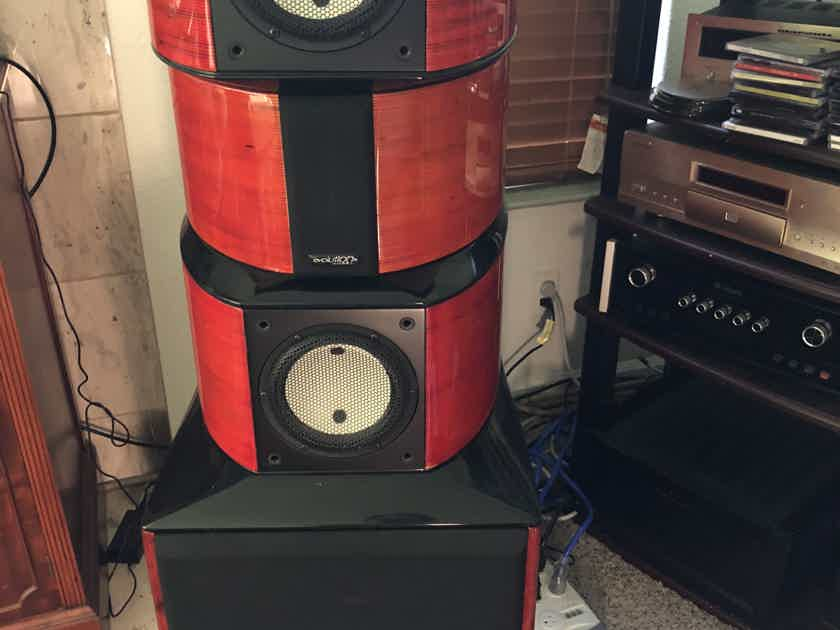 Evolution Acoustics MM-2 speakers Mint customer trade-in