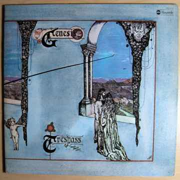 Genesis - Trespass - Reissue  ABC Records ABCX-816