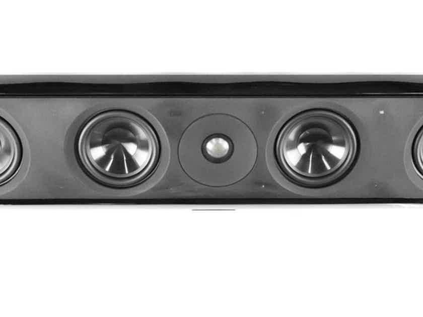 Paradigm Cinema Trio LCR Passive Soundbar; On-Wall; Compact (21907)