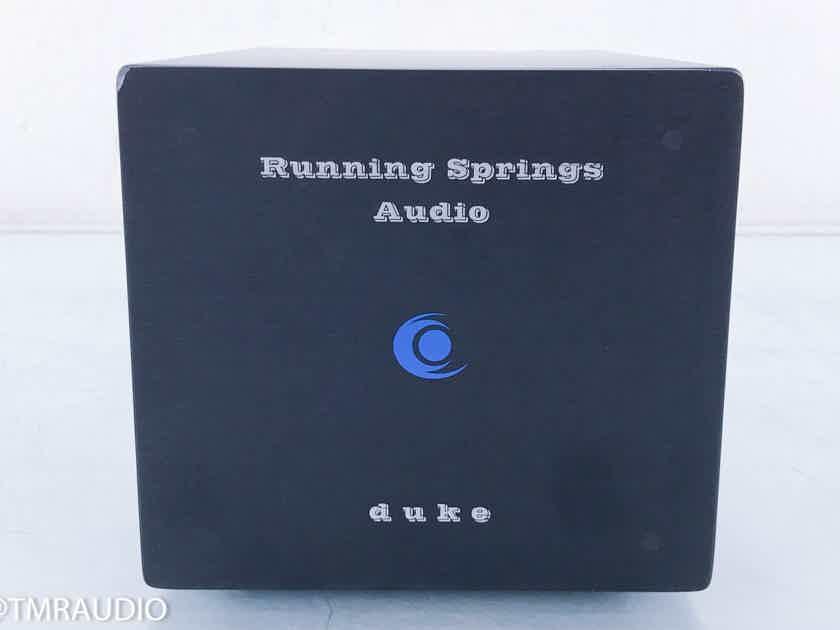 Running Springs Duke Power Conditioner  (15245)