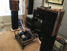Current system with Jadis JA30Mk2's, Dual REL Subs