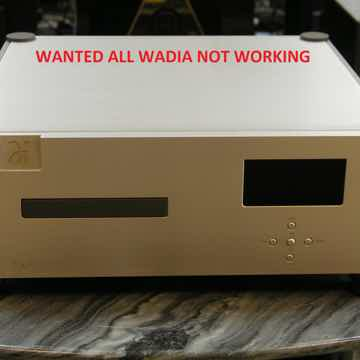 Wadia Pass Classe VTL BAT Proceed ALL Wanted