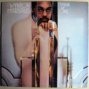 Wynton Marsalis - Think Of One - 1983 Columbia FC 38641