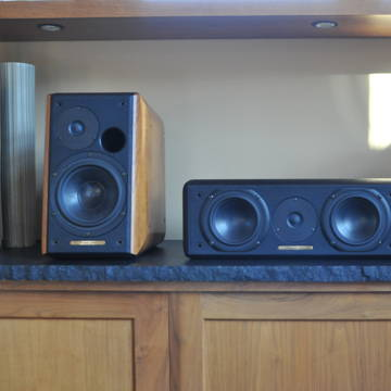 Sonus Faber Concerto and Piccolo Combo