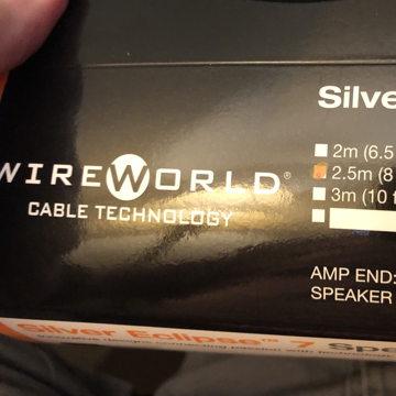 Wireworld Silver Eclipse 7