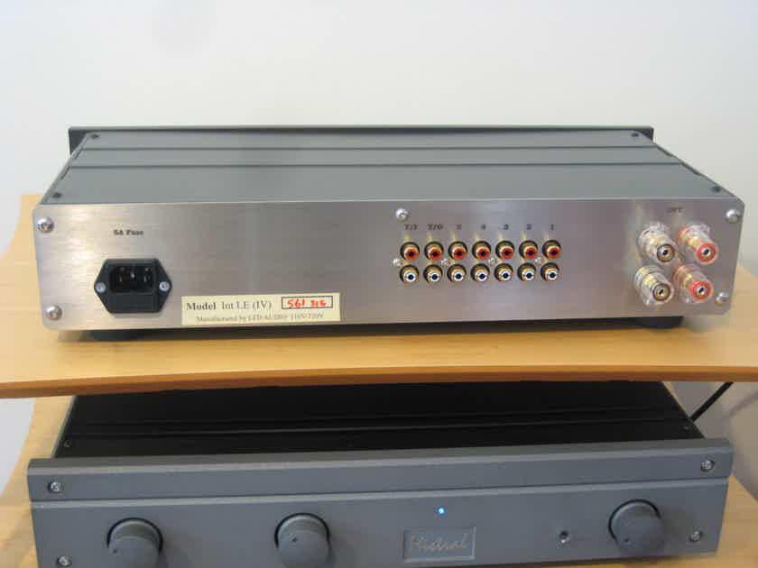LFD LE IV Signature Integrated Amp Gene Rubin Audio #1 since 1979