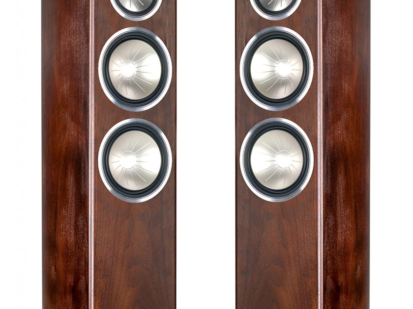 MONITOR AUDIO Gold 300 3-Way Floorstanding Loudspeakers:  (Walnut); Demo's; 1 Yr. Warranty; 40% Off
